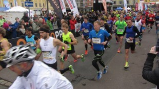 Start zum 25. Dresdener Citylauf