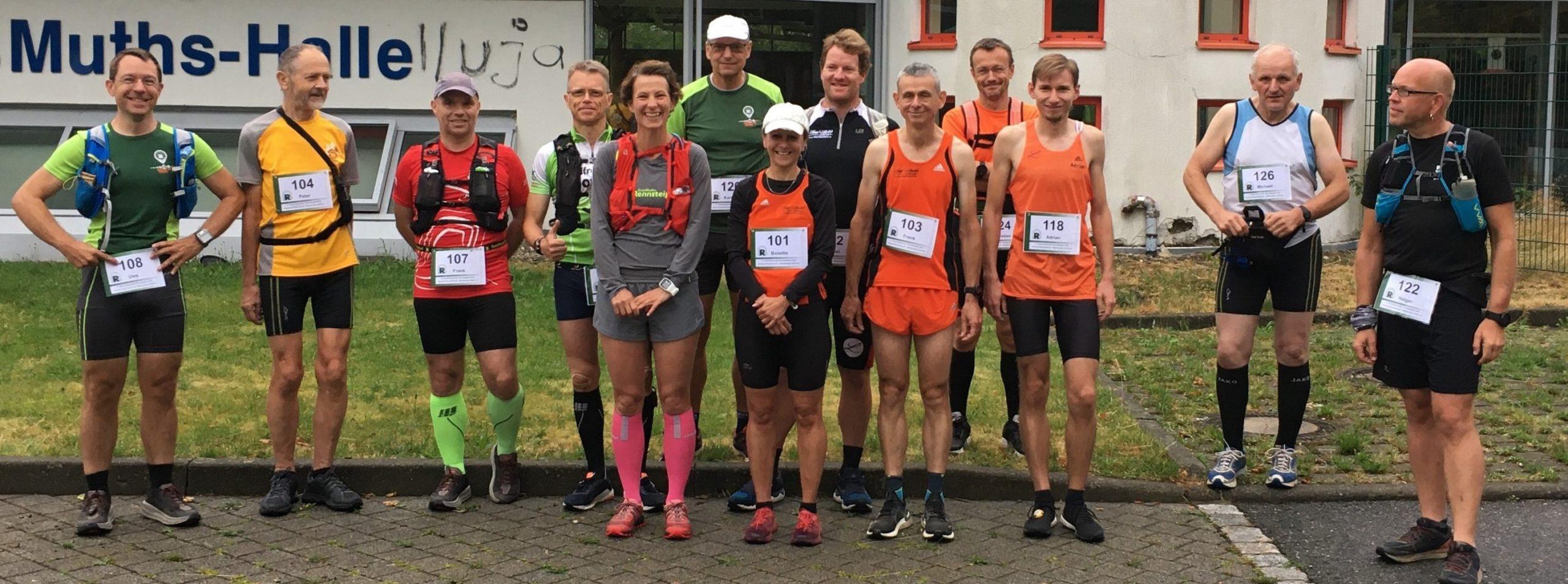 5. Gesamtdeutscher Rennsteiglauf: Teilnehmerrekord zum Jubiläum