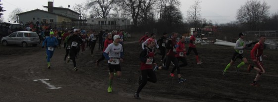 Start zum 34. Kulmberglauf in Saalfeld