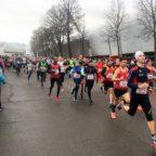 Erfurter Silvesterlauf: Teilnehmerrekord bei frühlingshaften Temperaturen