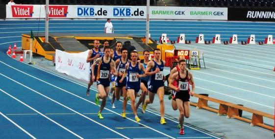 Vorlauf 1.500m - Toni Riediger (345)