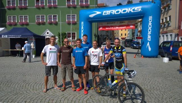 Gewinner in der Männerwertung: die Sport Schart Speedy's