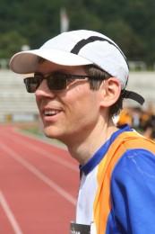 Marathonsieger Patrick Ratzka