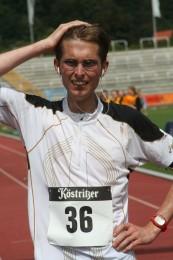 Lars Rößler wurde Zweiter