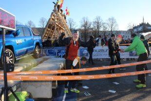 Geschafft - nach mehr als 4 Stunden ist für den Laufszeneautor Jens Panse die Hölle von Rudolstadt überstanden.