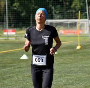 Siegerin Claudia Ziemke