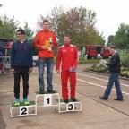 Sieger bei den Männeren (v.l.n.r. Sebastian Bergmann, Christoph Weigel, Ingo Thurm)
