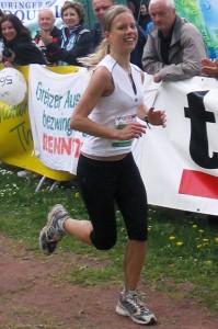 Anna Herzberg könnte aufs Podest laufen