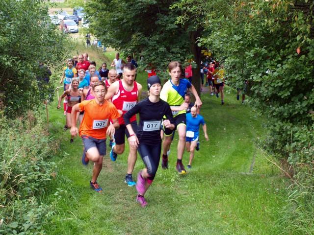 Start 3 km  (Foto: Berit Richter)