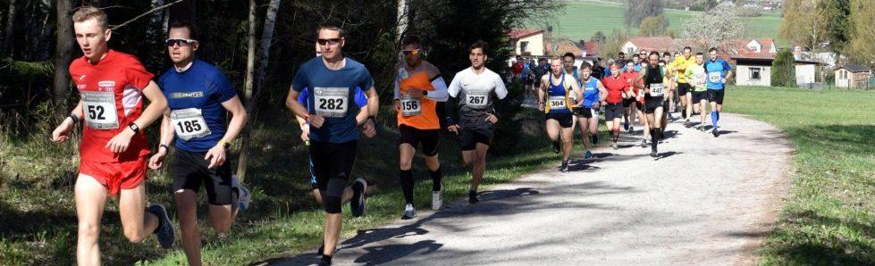 16. Ilmenauer Osterlauf: Über 500 Läufer in Heyda