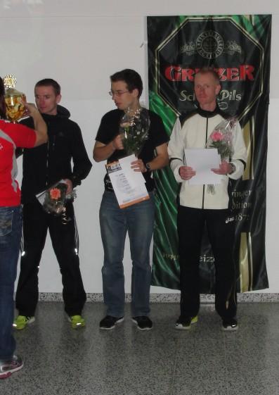 Die Sieger über 10 km