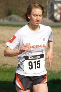 Juliane Totzke läuft erstmals die Halbmarathonstrecke