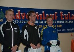 Die Sieger der 9-km-Strecke