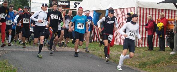 Start Kienberglauf 2009