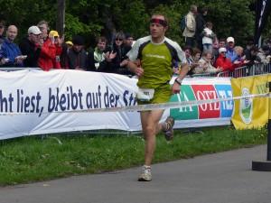 Anton Philipp sicherte sich knapp den dritten Platz
