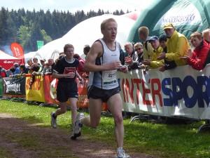 Ulf Kersten: Spielte seine Routine aus und wurde Dritter