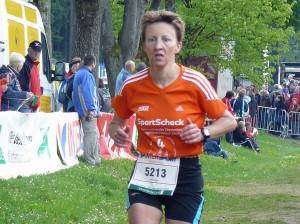 Anja Jakob siegte im Vorjahr überraschend