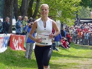 Anna Herzberg: Zum dritten Mal auf Platz 4 am Rennsteig