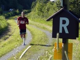 Die Vorjahresdritten TU Ilmenau Runners brachten sich durch einen Verläufer auf Etappe 2 früh um Podestchancen