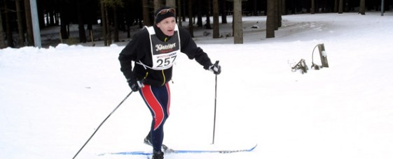 Der Rennsteig-Ski-Lauf ist Thüringens größter Volkslauf über Schnee