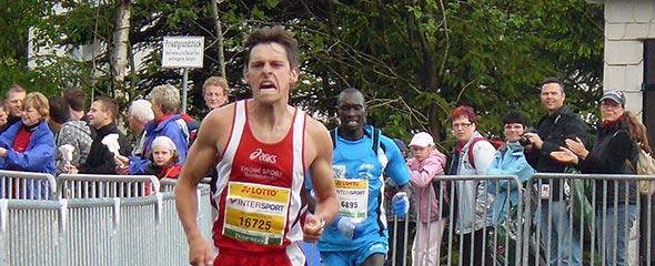 Stefan Hubert spurtete im Vorjahr auf Platz 2