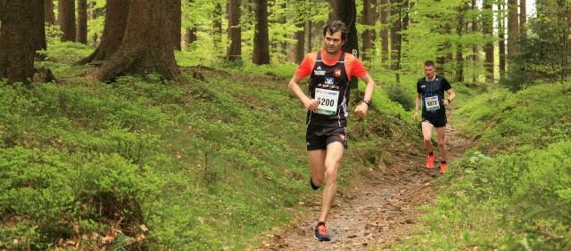 Marathon-Debüt am Rennsteig: Martin Militzke wurde mit Platz drei belohnt