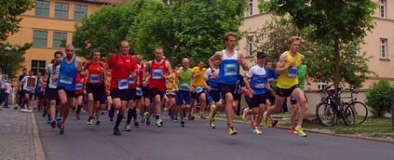Start zum 24. Arnstädter Citylauf