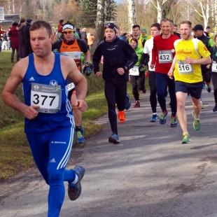 Klarer Sieger auf der Langstrecke: Daniel Greiner (377)