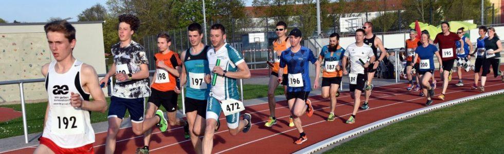 Stundpaarlauf: Teilnehmerrekord in Ichtershausen