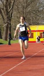 Steffen Tostlebe, Startläufer der Siegermannschaft