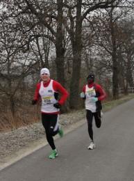 Willaschek und Rotich auf der Strecke